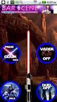 Screenshot of Sith Saber