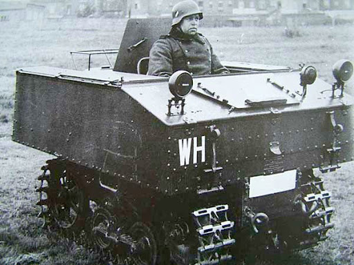 First Coin Operated Tiger Tank Ride! Album_wojenny_61