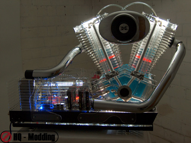 """More bike mods: """"Liquid-cooled Motorcycle"""" from awesome TopMods :"""