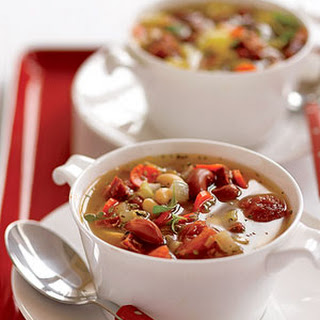 Zesty Bean Soup