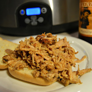 Hard Cider Pulled Pork