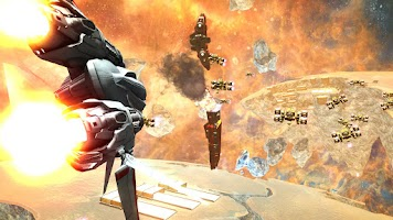 Screenshot of 3DMark Ice Storm Benchmark