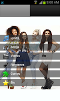 Screenshot of Little Mix