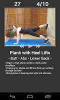 Screenshot of Daily Butt Workout