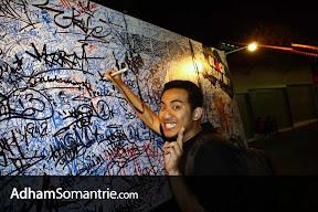 Djarum Black Urban Art 2008 Bandung - Adham Somantrie