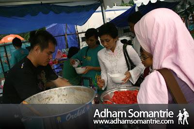 Lia Ngantri RM Pelangi Makassar