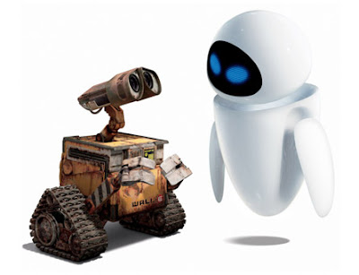 Wall-E &amp; EVE