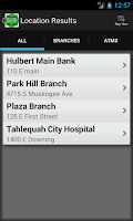 Screenshot of Bank of Cherokee County