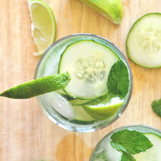 Cucumber Cooler Cocktails