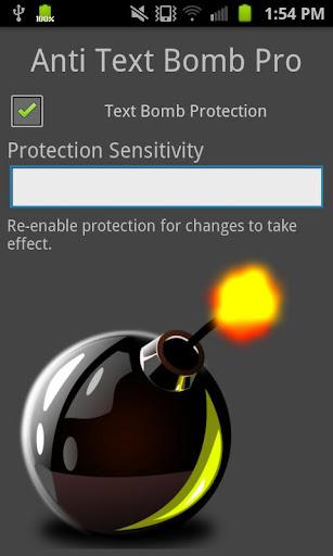 AntiText Bomb Pro