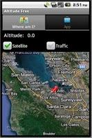 Screenshot of Where am I? Here, let's meet.
