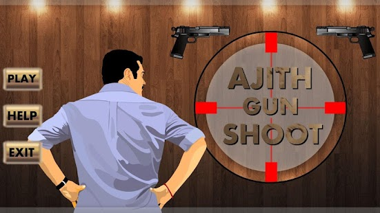 Ajith Gun Shoot - screenshot
