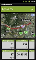 Screenshot of Outdoor Navigation Viewsonic