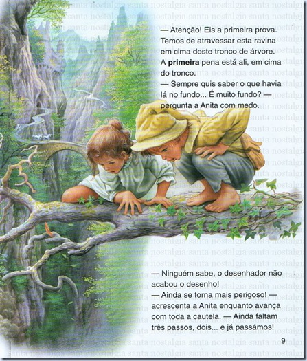 anita no pais dos contos santa nostalgia 1