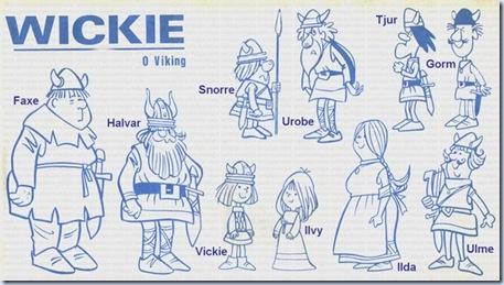vickie i viking 1