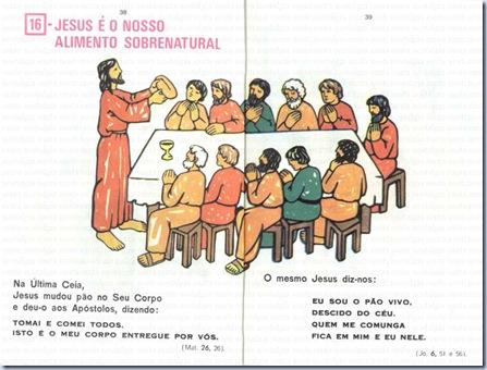 santa nostalgia catecismo a1 7