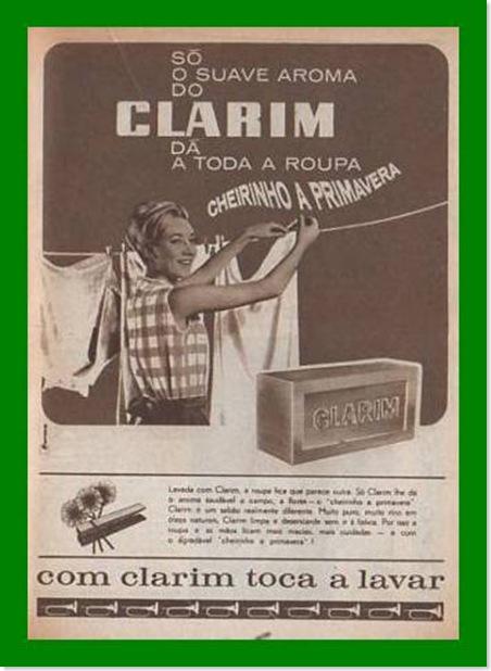 publicidade santa nostalgia clarim