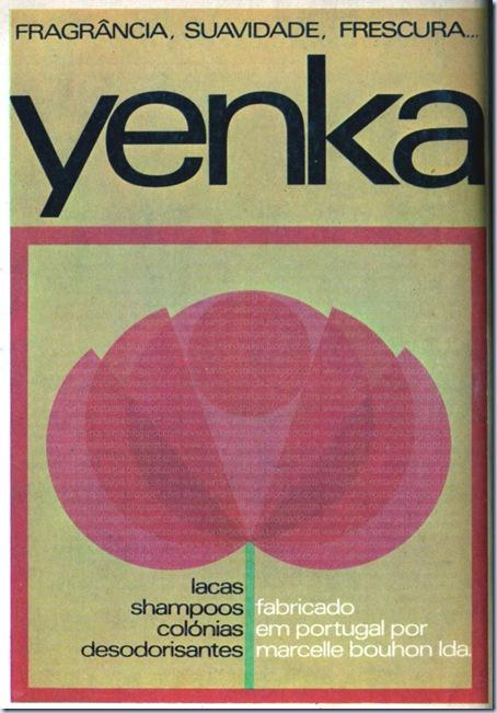 publicidade antiga_santa nostalgia_yenka