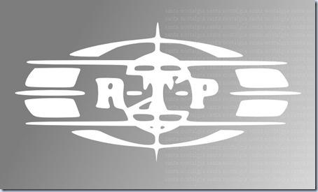 rtp logotipo santa nostalgia