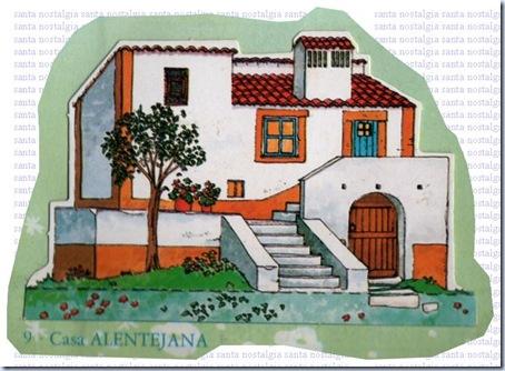 casa alentejana santa nostalgia