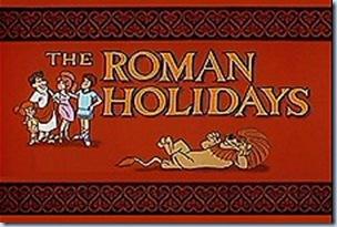 the roman holidays_santa nostalgia