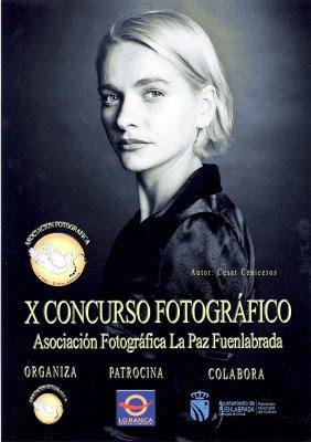X Concurso Fotográfico de AFOPAZ