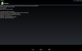 Screenshot of [root] Remote ADB