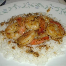 Butterflied Florida Shrimp Scampi
