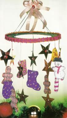 detalles navideos para los nios mvil con estrellas navideas para nios