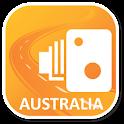 SpeedCam Detector Australia icon