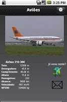 Screenshot of Aviões
