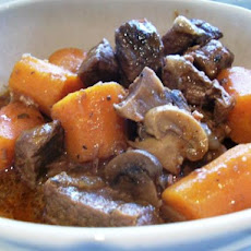 Boeuf Bourguignonne/Beef Burgundy (Crock Pot or Not)