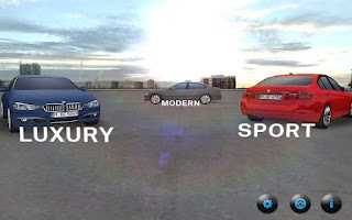 Screenshot of BMW Ultimate Track