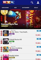 Screenshot of RTL Gamescout