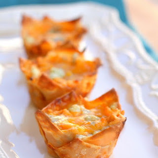 Buffalo Chicken Wonton Wrappers Recipes