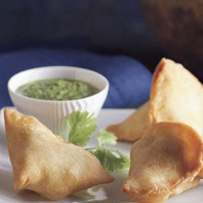 Potato Samosas