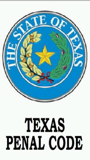 Texas Penal Code FREE