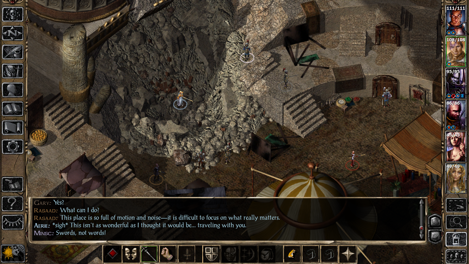 Baldur's Gate II Screenshot 0