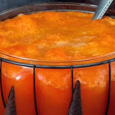 Slushy Halloween Punch