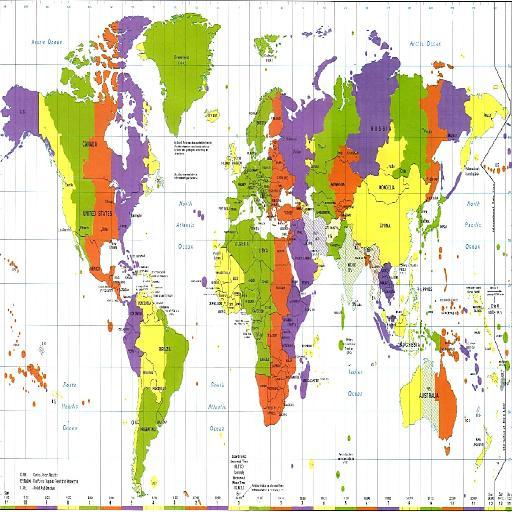 World Countries & Capitals LOGO-APP點子