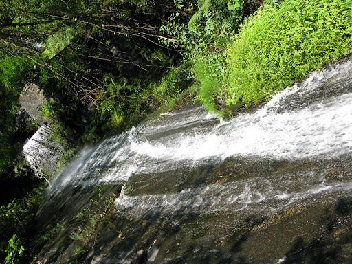 gaundhar waterfall