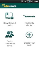 Screenshot of Learn English with EduKoala