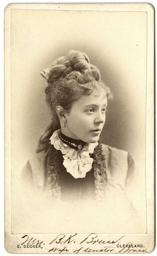 Josephine Leall Willson Bruce, ca. 1875