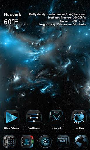 Newcentury GO LauncherEX Theme