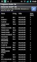 Screenshot of Fréquence Radio FM Française