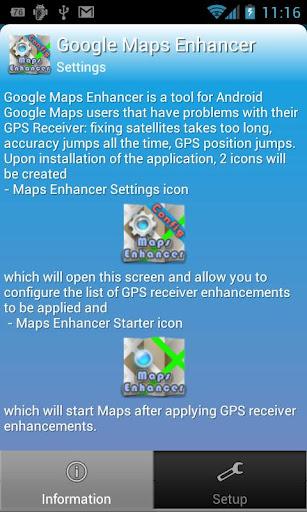 GPS Enhancer