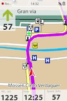 Screenshot of TwoNav GPS: Tracks & Maps