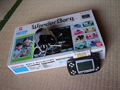 borg WonderBorg ワンダーボーグ WonderSwan Color SwanCrystal ワンダースワン スワンクリスタル WS WSC
