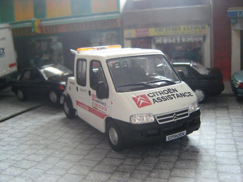 Citroën Jumper Grúa Service Citroën