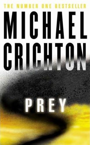 the jumbled box prey by michael crichton